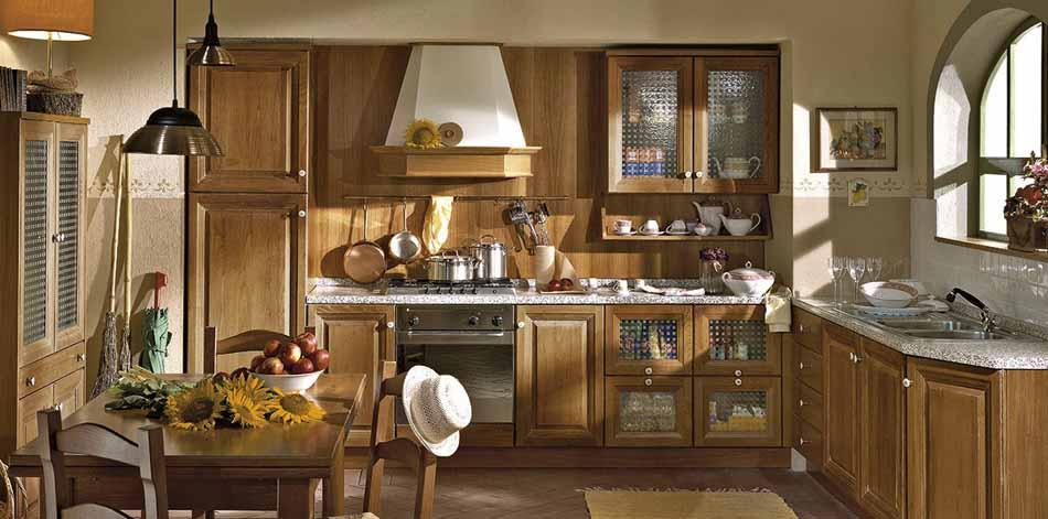 Cucine artigiali su misura 31 – Baita – Bruni Arredamenti