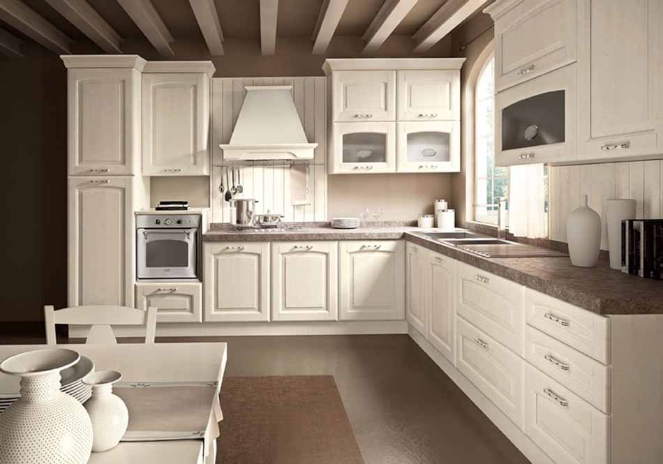 Cucine artigiali su misura 38 – Linea Lucrezia – Bruni Arredamenti