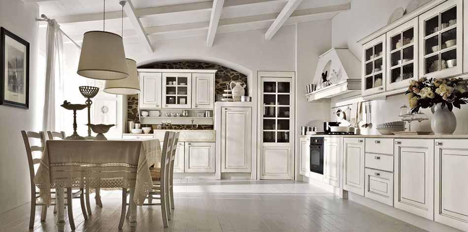 Cucine artigiali su misura 41 – Linea Casale – Bruni Arredamenti