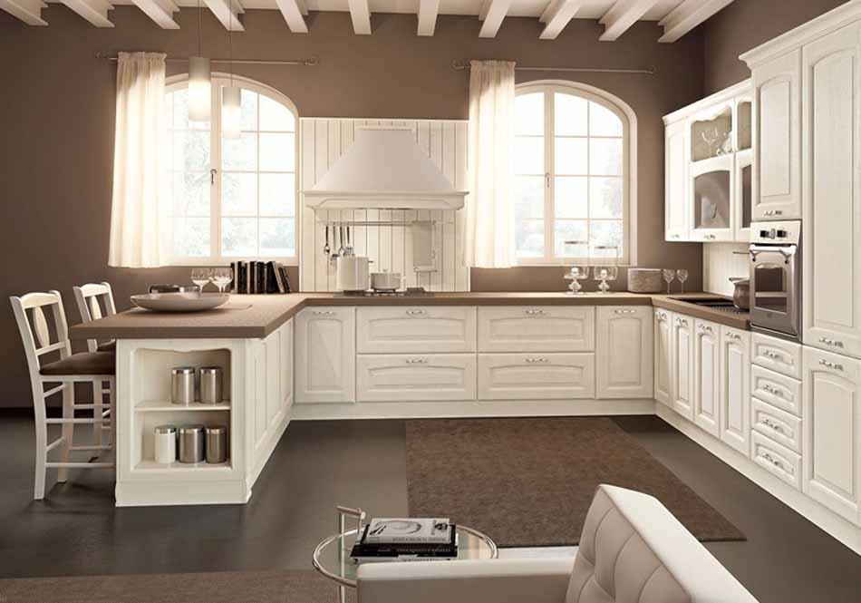 Cucine artigiali su misura 48 – Linea Lucrezia – Bruni Arredamenti