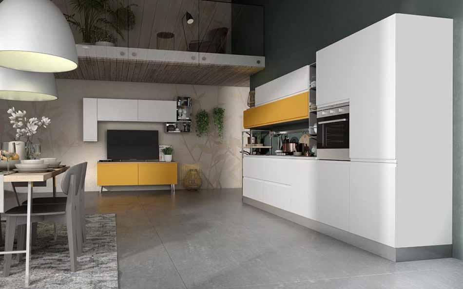 Cucine artigiali su misura 50 – Linea Arianna – Firenze Arredament