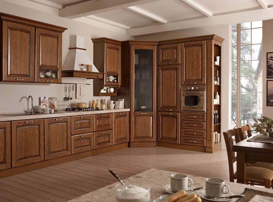 Cucine artigiali su misura 68 – Linea Lucrezia – Bruni Arredamenti
