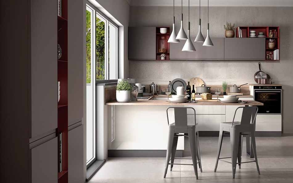 Cucine artigiali su misura 70 – Linea Arianna – Firenze Arredament