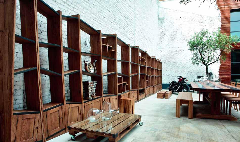 Devina Nais 2 Libreria Unika – Bruni Arredamenti