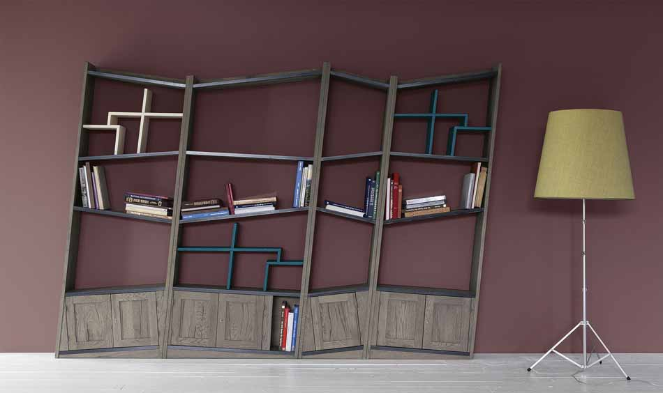 Devina Nais 22 Libreria Unika – Bruni Arredamenti