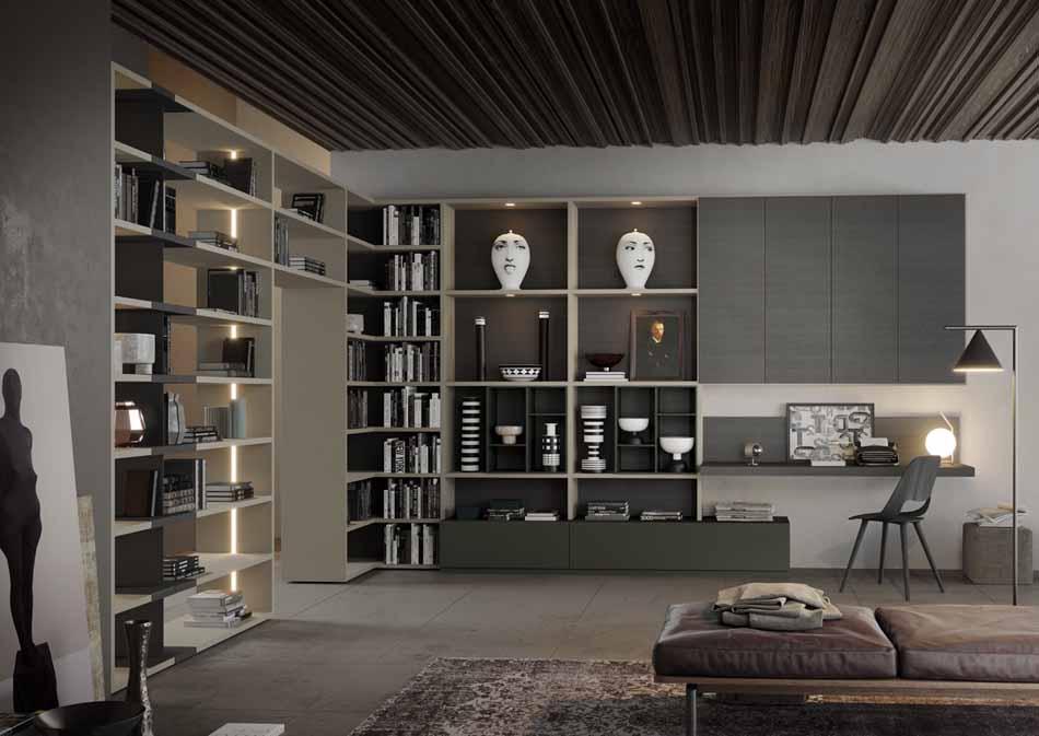 Kico Zona Librerie Moderne – Bruni Arredamenti – 104