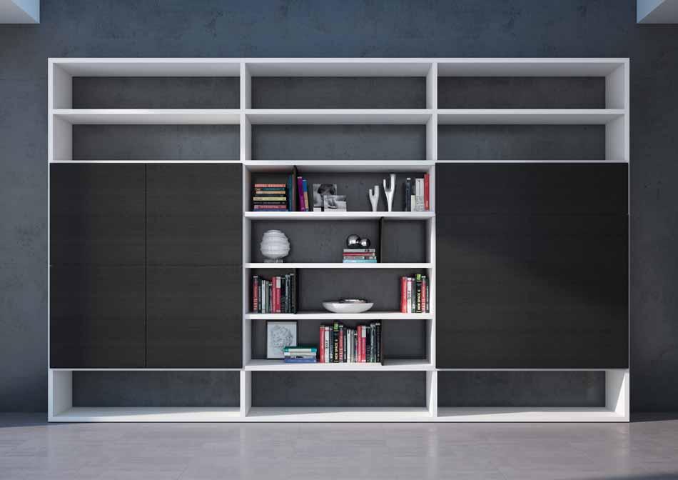 Kico Zona Librerie Moderne – Bruni Arredamenti – 120