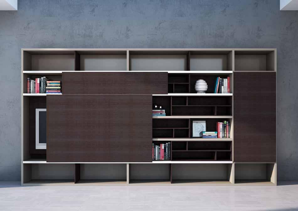 Kico Zona Librerie Moderne – Bruni Arredamenti – 123