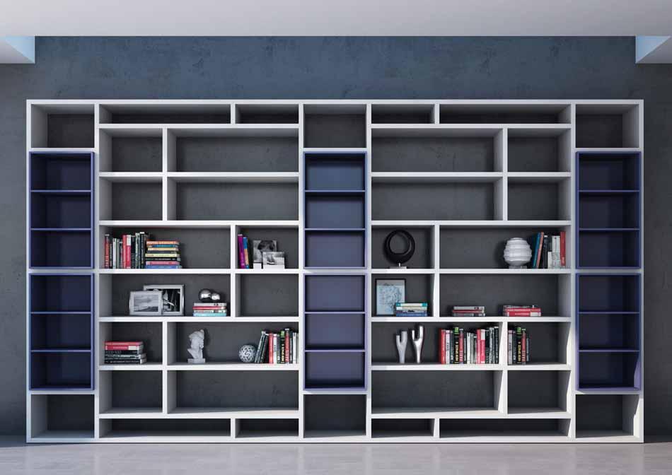 Kico Zona Librerie Moderne – Bruni Arredamenti – 124