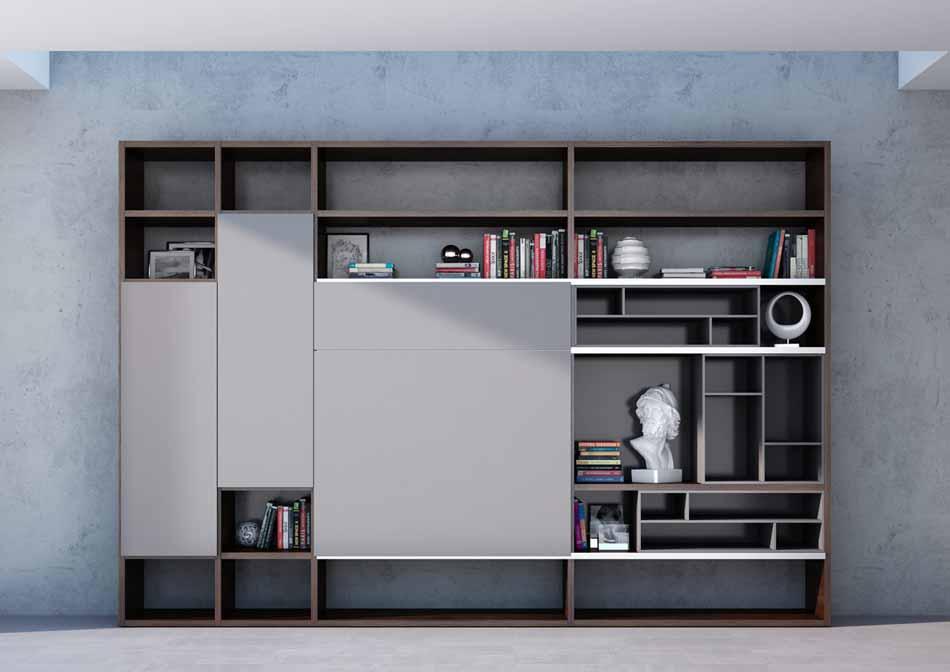 Kico Zona Librerie Moderne – Bruni Arredamenti – 125