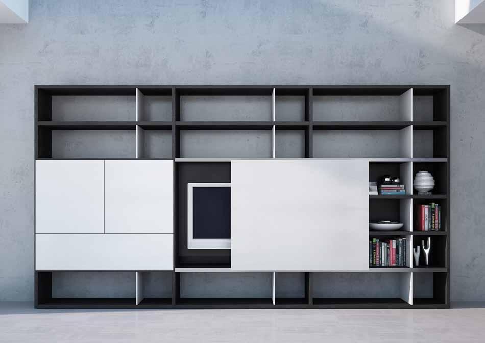 Kico Zona Librerie Moderne – Bruni Arredamenti – 128