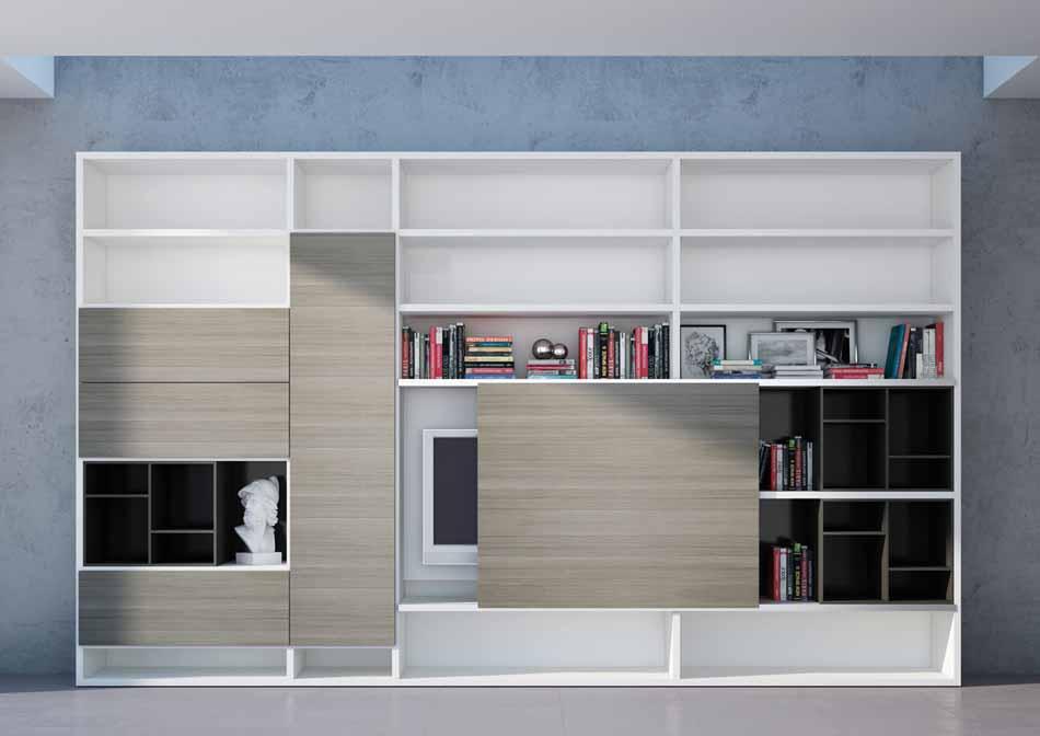 Kico Zona Librerie Moderne – Bruni Arredamenti – 131
