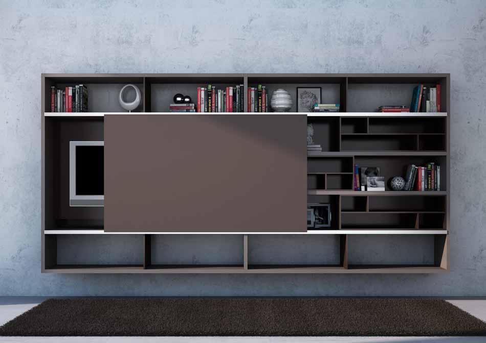 Kico Zona Librerie Moderne – Bruni Arredamenti – 134