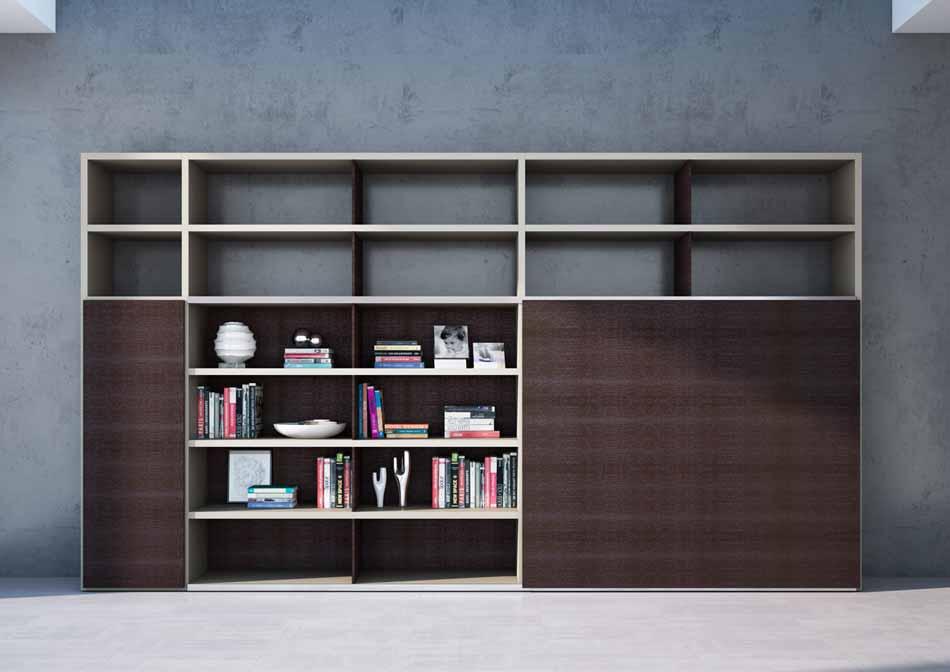 Kico Zona Librerie Moderne – Bruni Arredamenti – 135