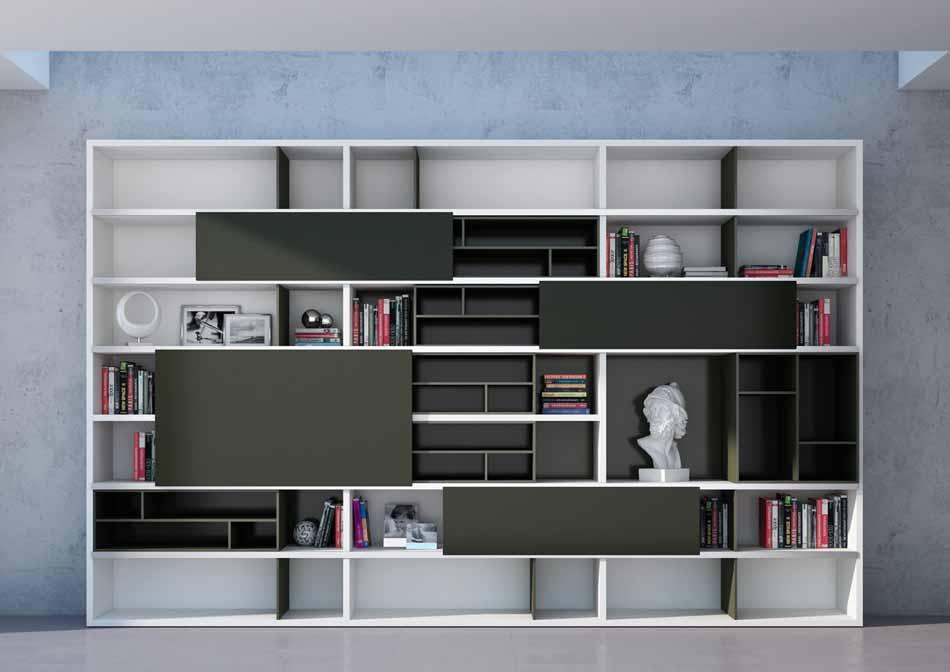 Kico Zona Librerie Moderne – Bruni Arredamenti – 138