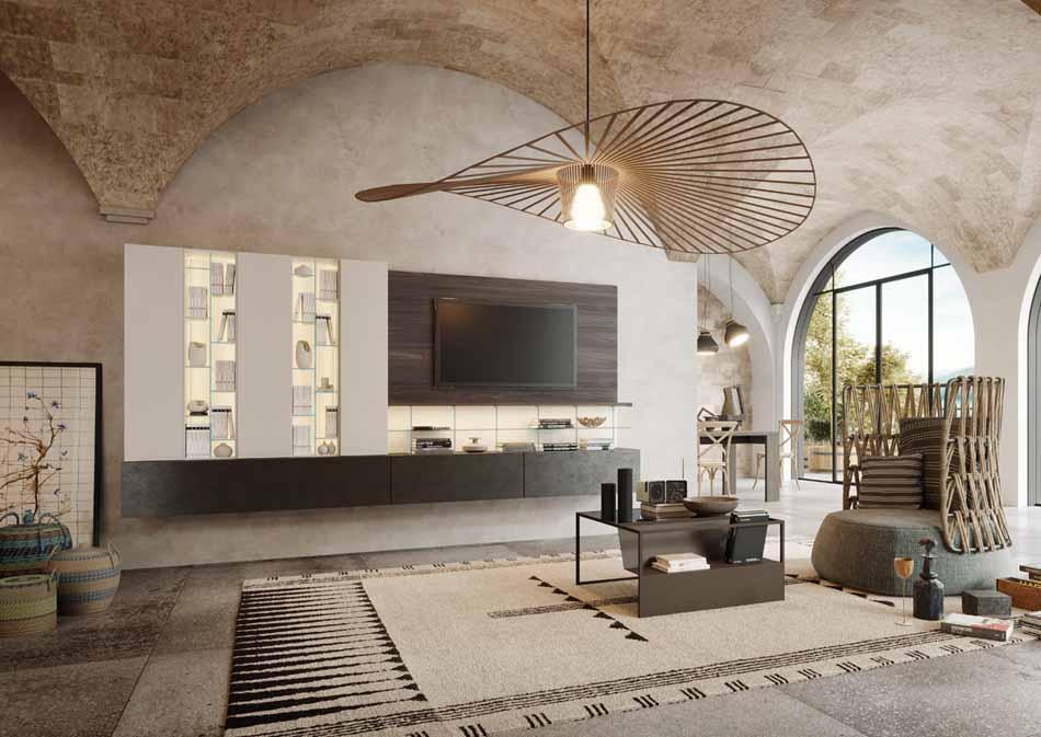 Kico Zona Living Moderna – Bruni Arredamenti – 104