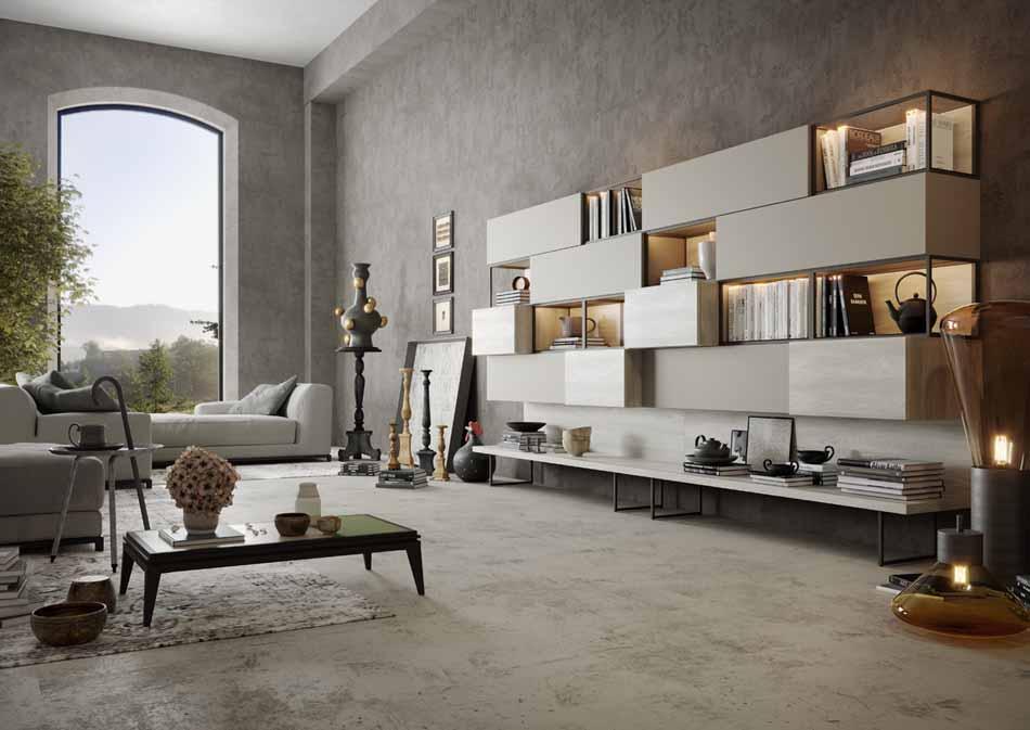 Kico Zona Living Moderna – Bruni Arredamenti – 106