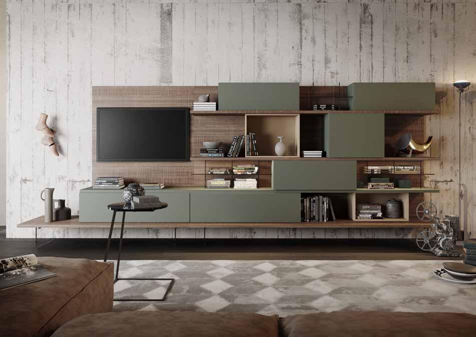 Kico Zona Living Moderna – Bruni Arredamenti – 107