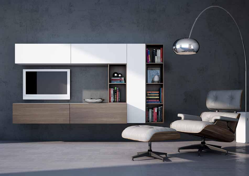 Kico Zona Living Moderna – Bruni Arredamenti – 110