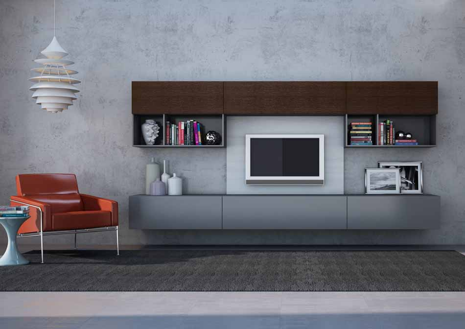 Kico Zona Living Moderna – Bruni Arredamenti – 111