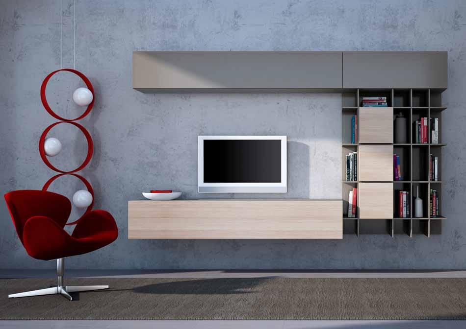 Kico Zona Living Moderna – Bruni Arredamenti – 113