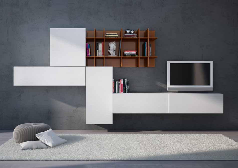 Kico Zona Living Moderna – Bruni Arredamenti – 114