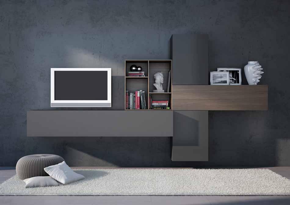 Kico Zona Living Moderna – Bruni Arredamenti – 115