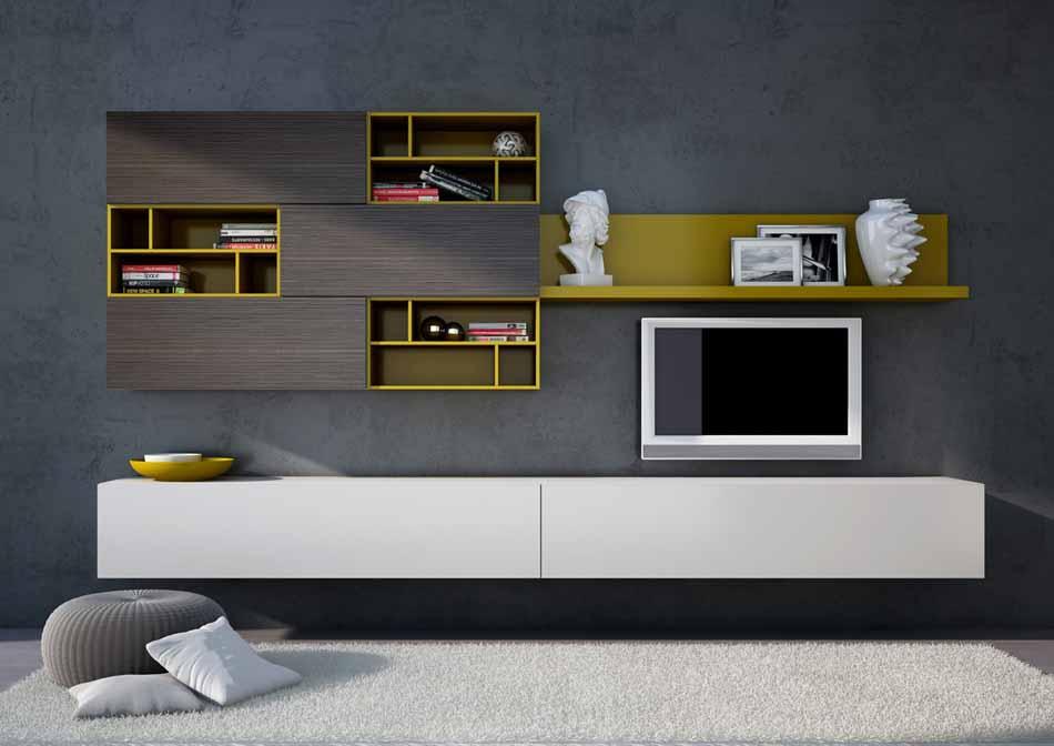 Kico Zona Living Moderna – Bruni Arredamenti – 116