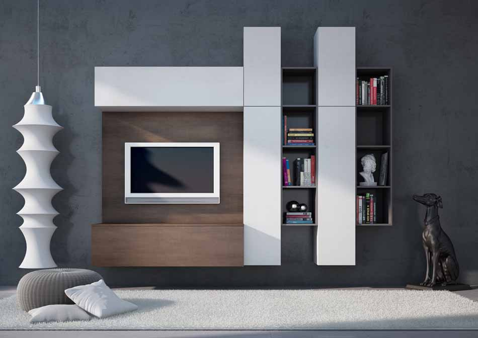 Kico Zona Living Moderna – Bruni Arredamenti – 121