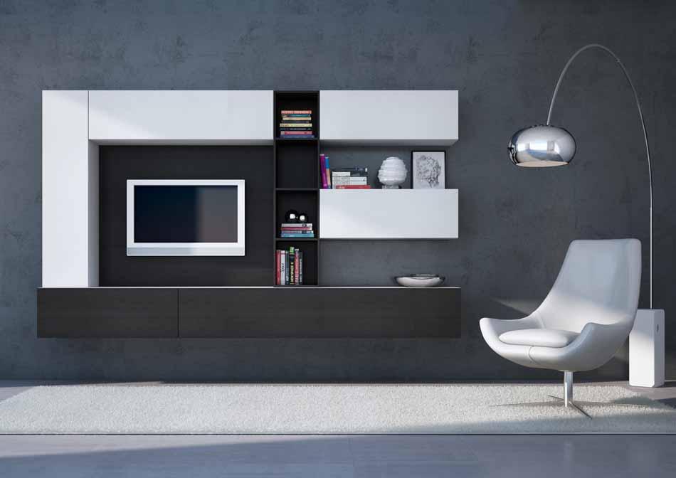 Kico Zona Living Moderna – Bruni Arredamenti – 124