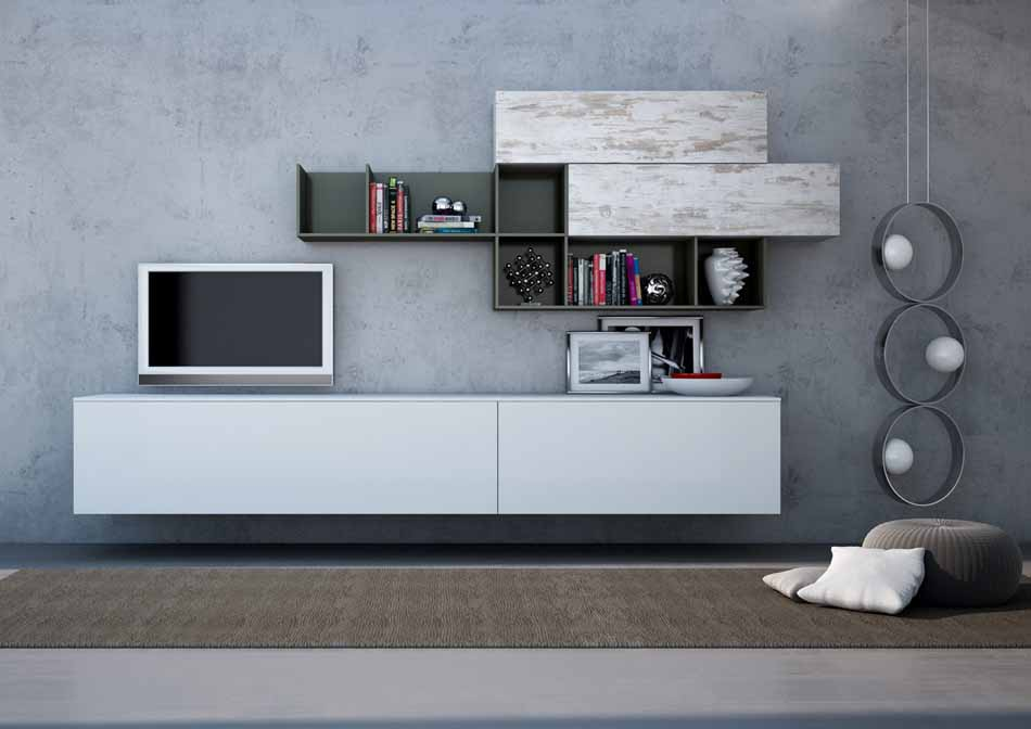 Kico Zona Living Moderna – Bruni Arredamenti – 125