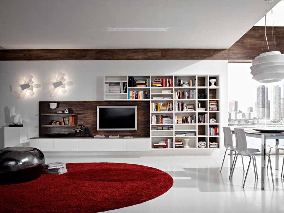 Kico Zona Living Moderna – Bruni Arredamenti – 133