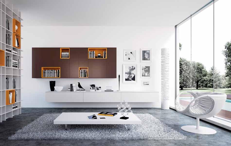 Kico Zona Living Moderna – Bruni Arredamenti – 136