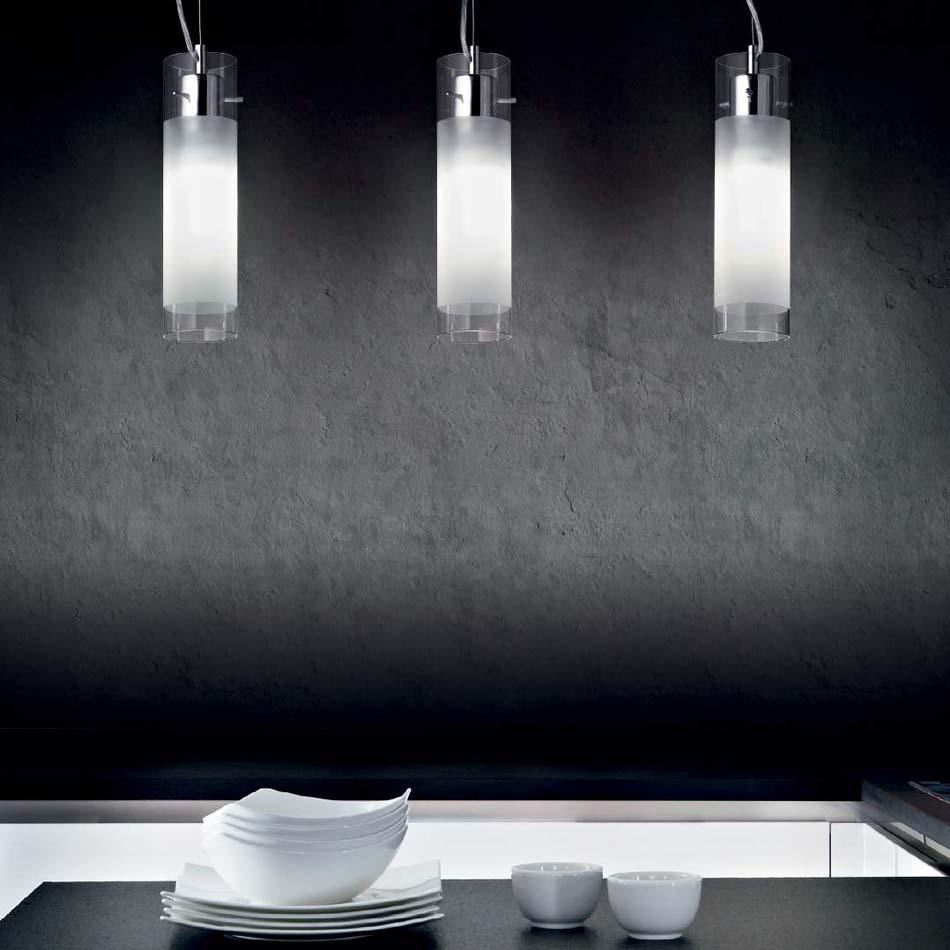 Lampade 01 sospensione Ideal Lux Flam – Bruni Arredamenti