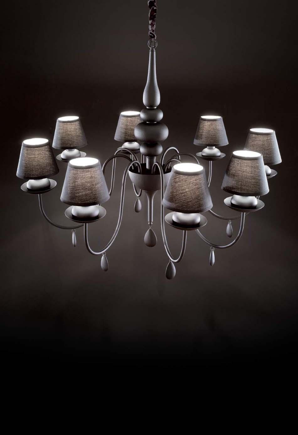Lampade 05 sospensione Classico Ideal Lux Blanche – Bruni Arredamenti