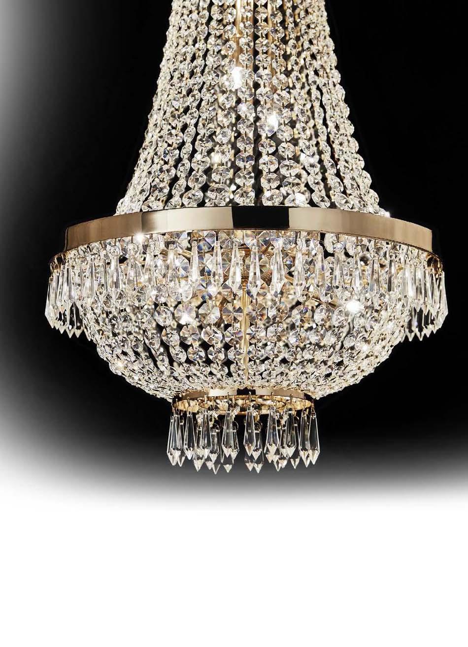 Lampade 06 sospensione Classico Ideal Lux Caesar – Bruni Arredamenti
