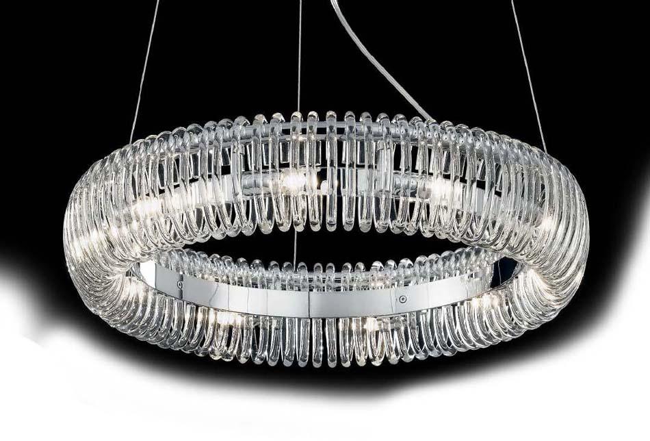 Lampade 06 sospensione Ideal Lux Quasar – Bruni Arredamenti