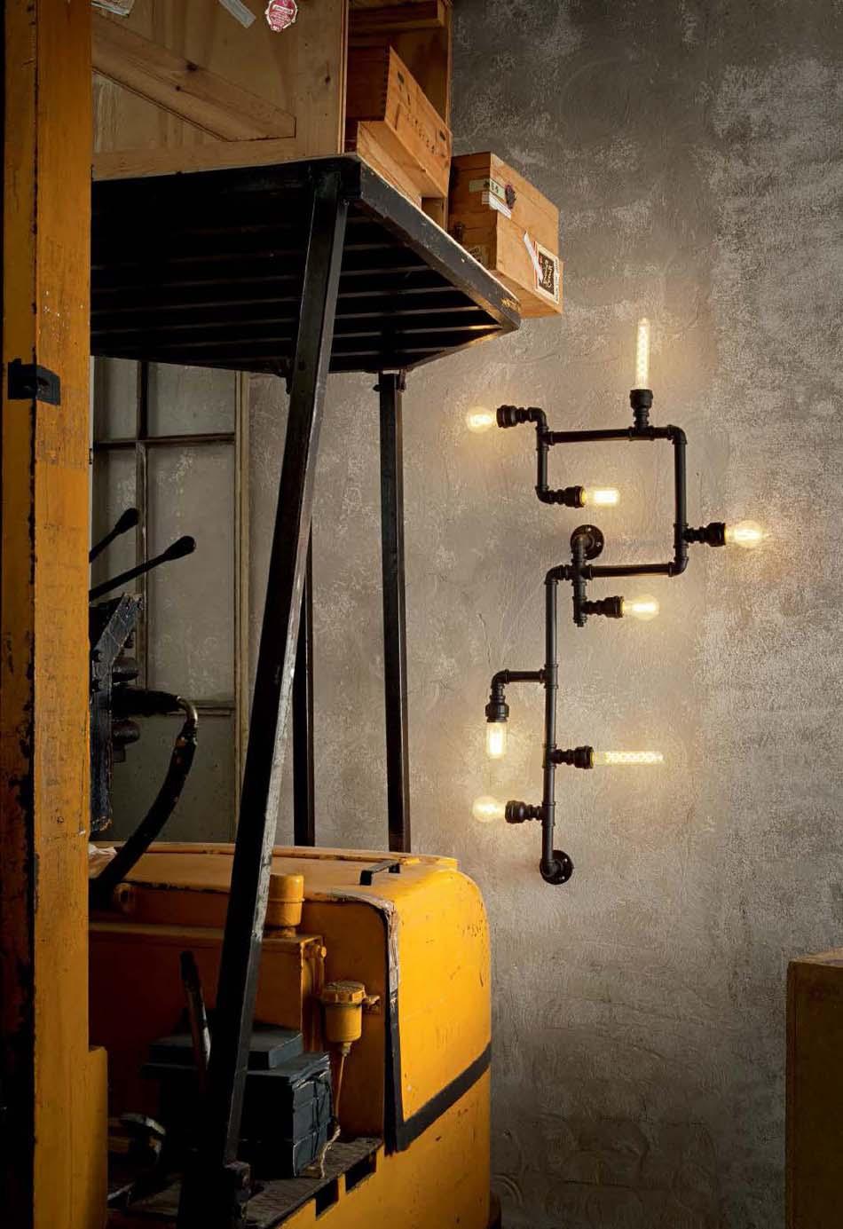 Lampade 08 sospensione Ideal Lux Plumber – Bruni Arredamenti