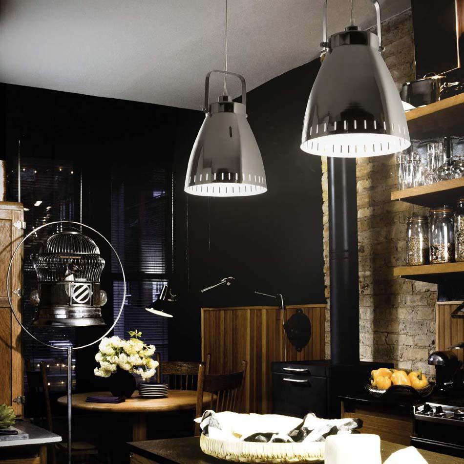 Lampade 08 sospensione Ideal Lux Presa – Bruni Arredamenti