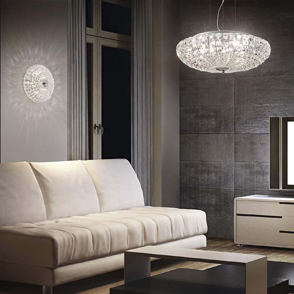 Lampade 10 sospensione Ideal Lux Virgin – Bruni Arredamenti