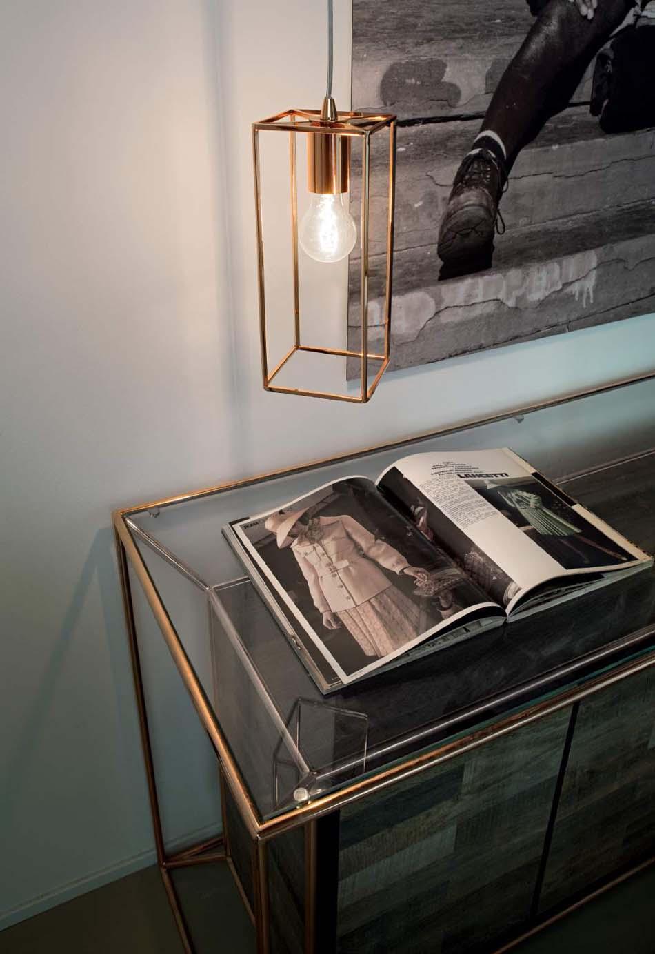 Lampade 10 sospensione Ideal Lux Volt – Bruni Arredamenti