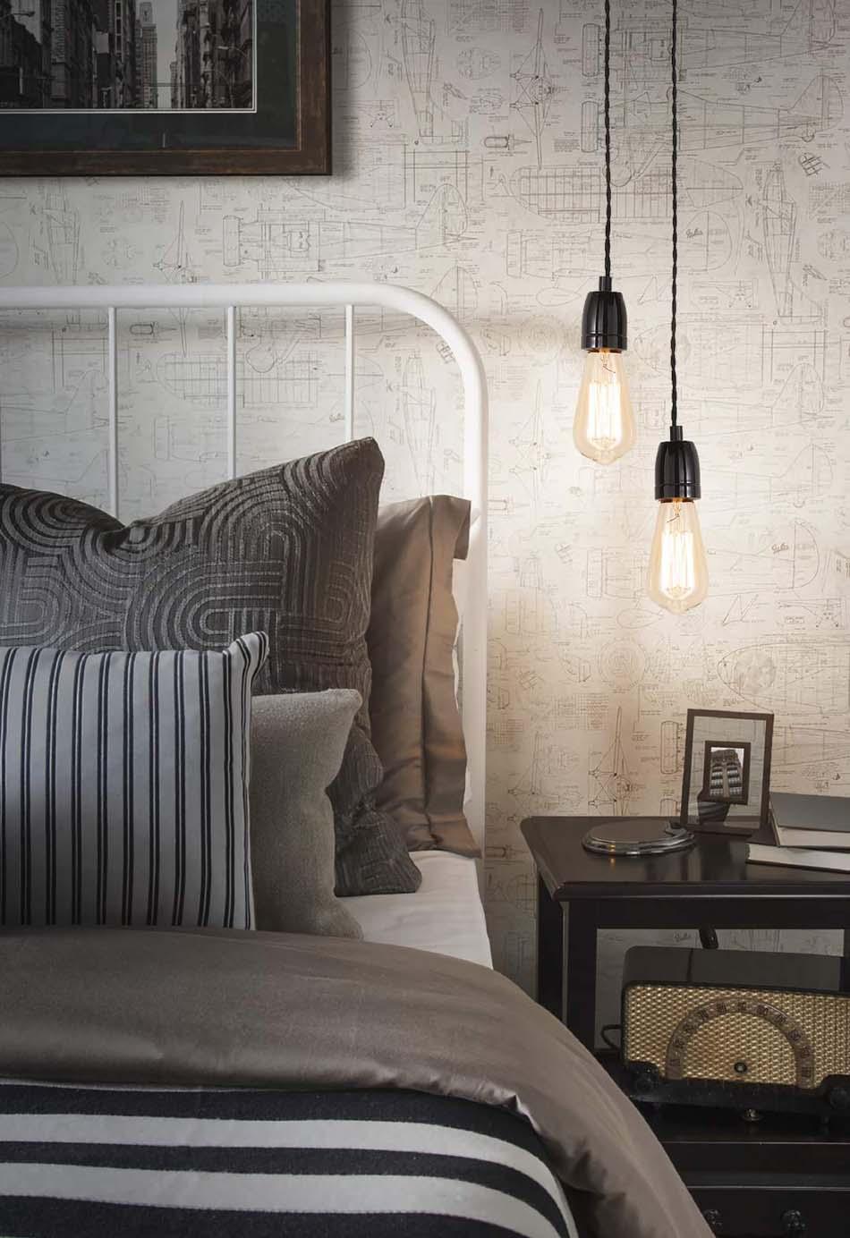 Lampade 13 sospensione Ideal Lux Klaus – Bruni Arredamenti