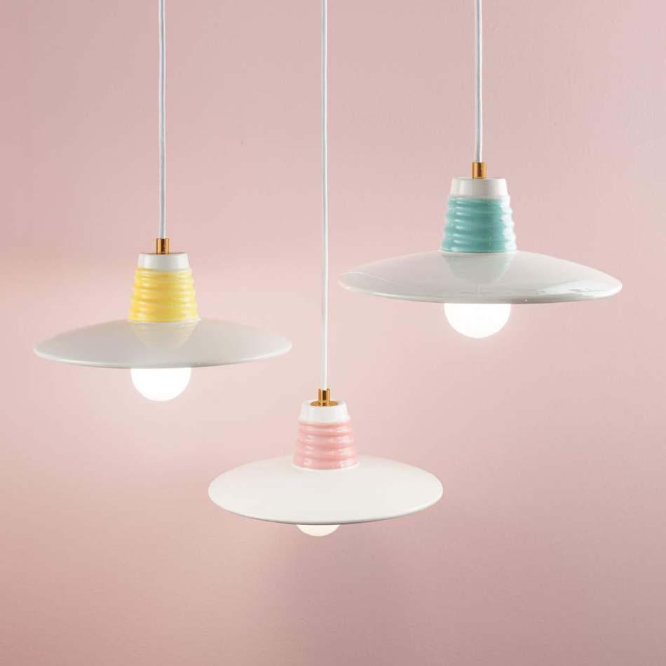 Lampade 14 sospensione Ideal Lux heidi – Bruni Arredamenti