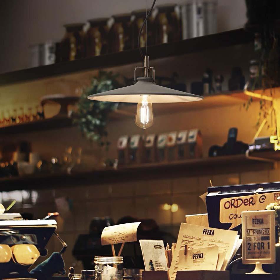 Lampade 16 sospensione Ideal Lux brooklyn – Bruni Arredamenti