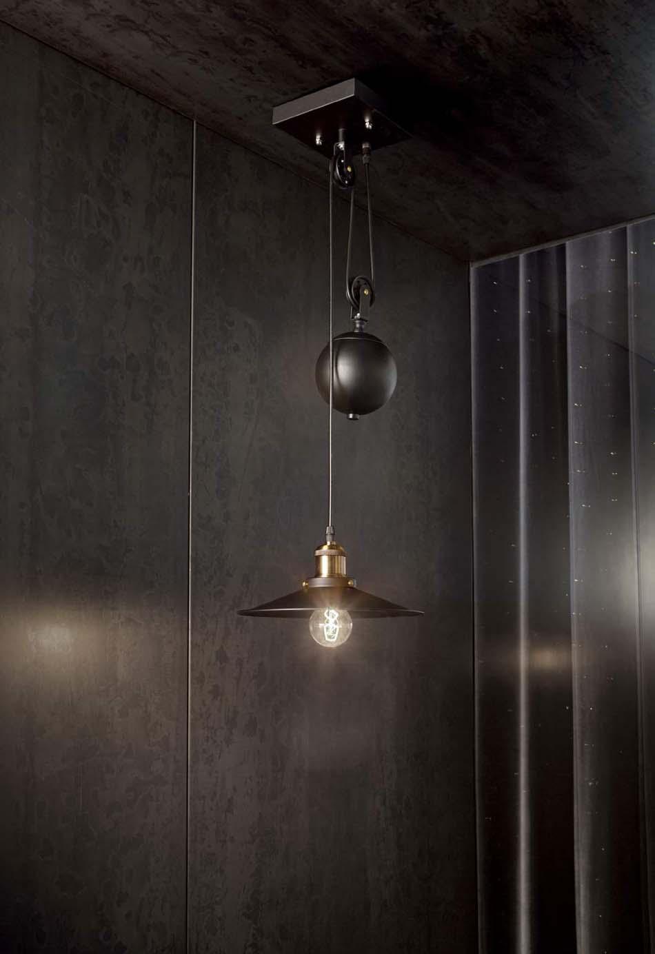 Lampade 17 sospensione Ideal Lux Up and down – Bruni Arredamenti
