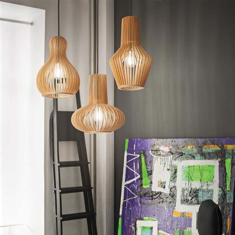 Lampade 22 sospensione Ideal Lux – Bruni Arredamenti