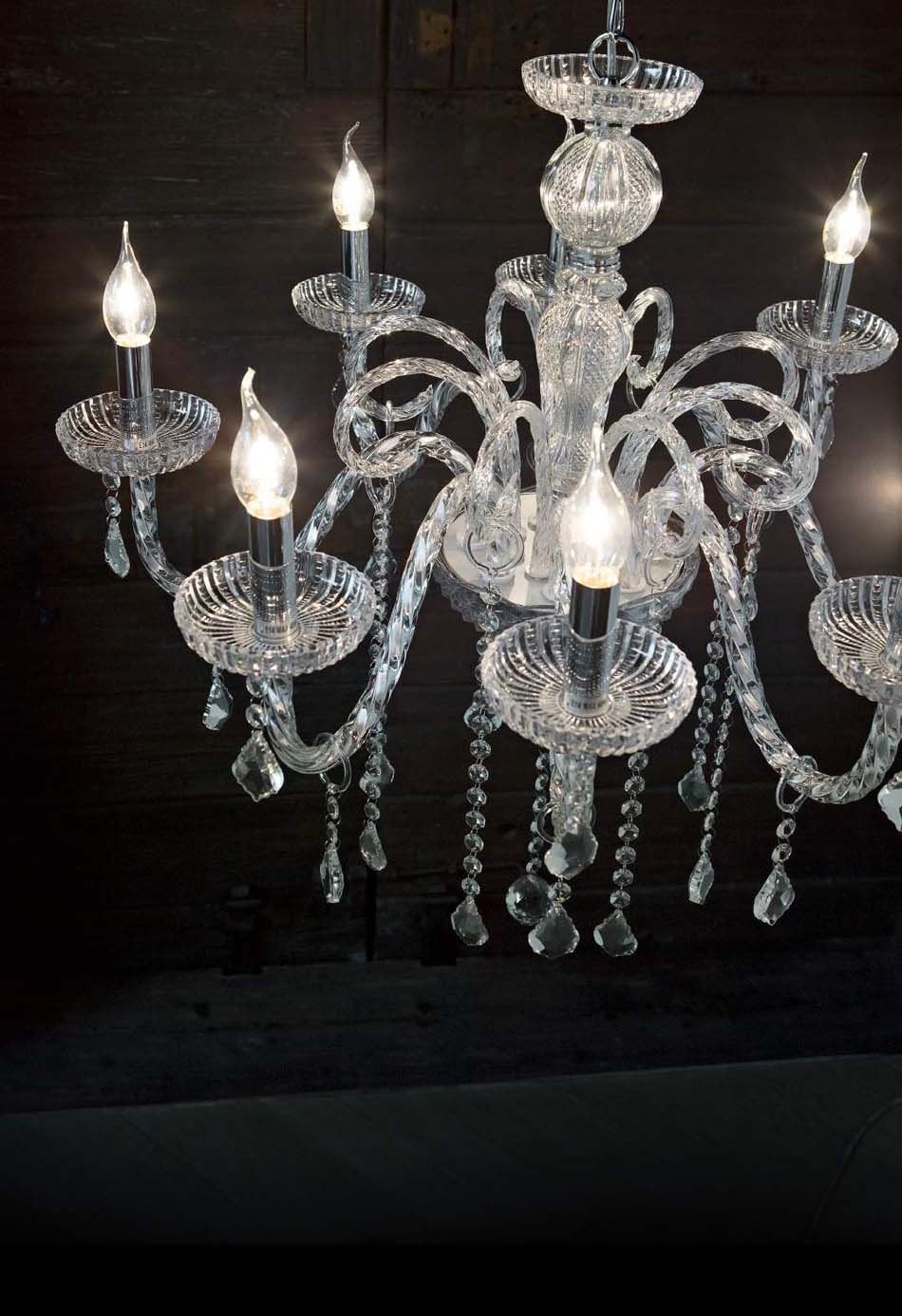 Lampade 25 sospensione Classico Ideal Lux Giudecca – Bruni Arredamenti