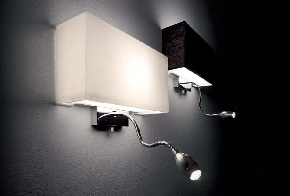 Lampade 29 parete soffitto Ideal Lux Holiday4 – Bruni Arredamenti