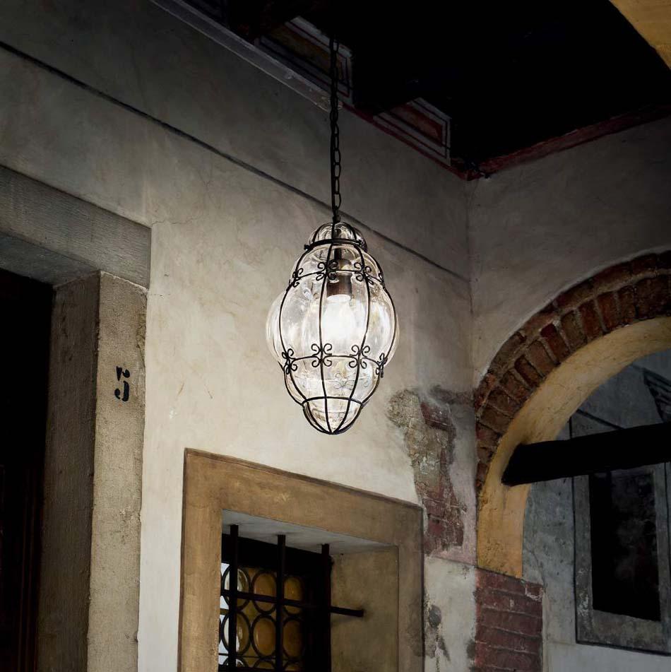 Lampade 29 sospensione Ideal Lux Anfora – Bruni Arredamenti