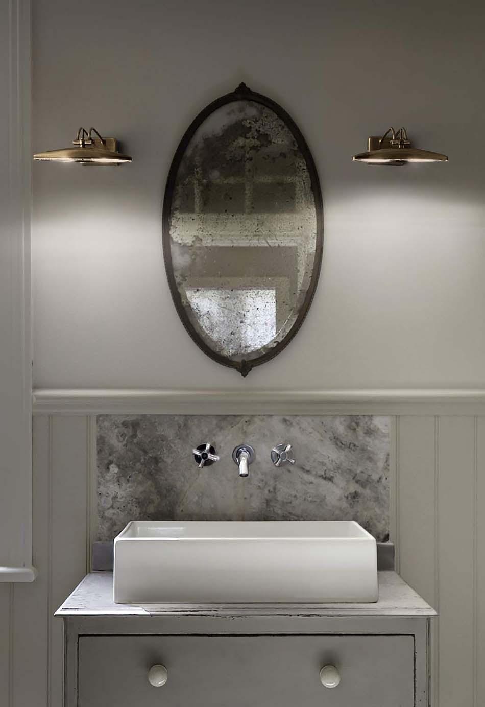 Lampade 31 parete soffitto Ideal Lux Mirror-20 – Bruni Arredamenti
